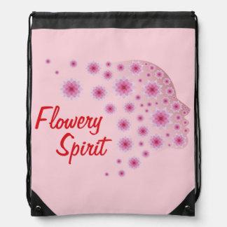 Blommig ande gympapåse
