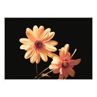 blommigt fotokonst