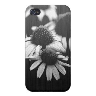 Blommigt iPhone 4 Skydd