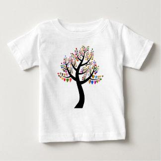 blommigt tröja