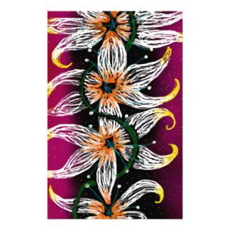 Blommigten kedjar stationär