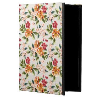 Blommönster för vintageVictorianvattenfärg Powis iPad Air 2 Skal