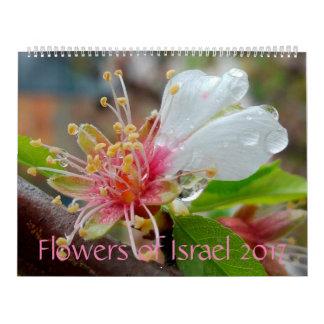 Blommor av Israel: Kalender 2017