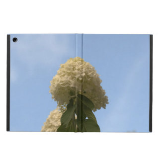 blommor & blå himmel för iPadAirLime vanlig iPad Air Skal