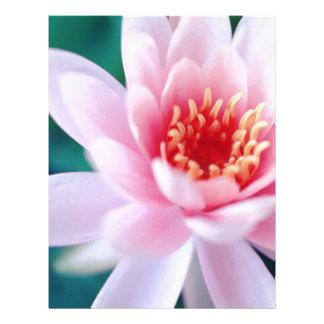 blommor brevhuvud