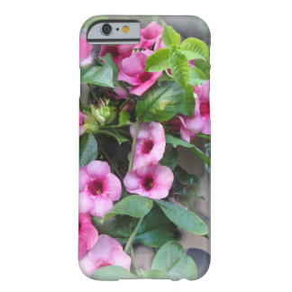 blommor barely there iPhone 6 skal