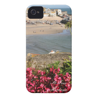 Blommor för St Ives hamnrosor Case-Mate iPhone 4 Case