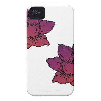 Blommor iPhone 4 Case-Mate Case