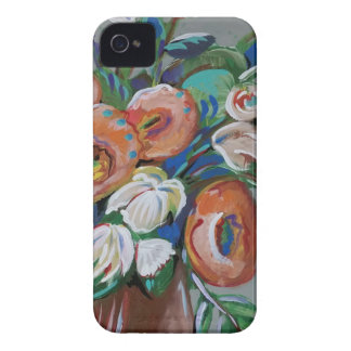 Blommor iPhone 4 Case-Mate Cases