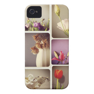 Blommor iPhone 4 Case-Mate Skydd