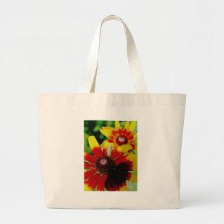 Blommor Jumbo Tygkasse