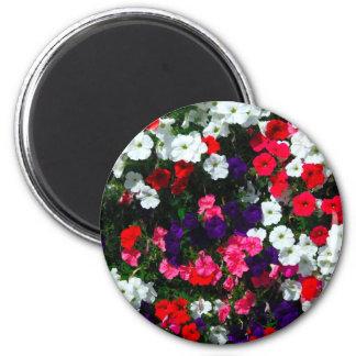 blommor magnet