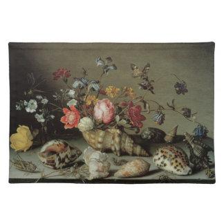 Blommor, snäckor och Insekt Balthasar skåpbil der Bordstablett