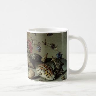 Blommor, snäckor och Insekt Balthasar skåpbil der Kaffemugg