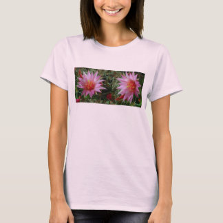 BLOMMOR: Stil: Kvinna Hanes Nano T-tröja Tröja