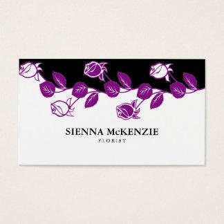 Blomsterhandlare (lilor) visitkort