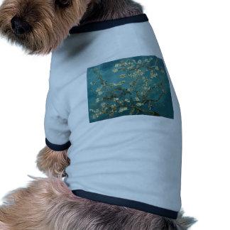 Blomstra mandelträd - Van Gogh Djur Tee Shirt