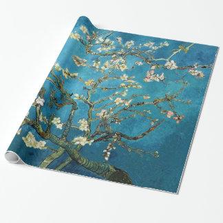 Blomstra mandelträd, Vincent Van Gogh. Presentpapper