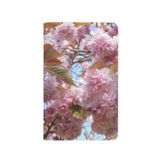 Blomstrar noteboook anteckningsbok