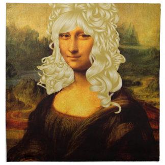 Blonda Mona Lisa Tygservett