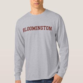 Bloomington långärmad t shirts