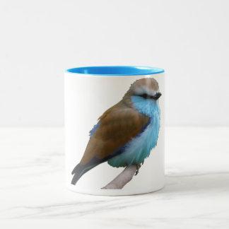 Bluebirds Två-Tonad Mugg