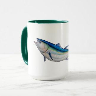 bluefintonfiskmugg