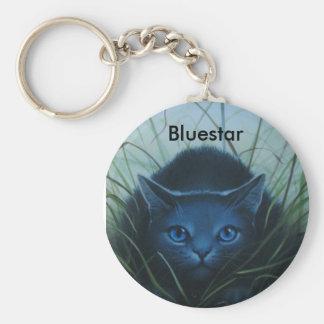 Bluestar nyckelring