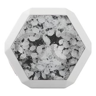 Bluetooth Portablehögtalare Vit Bluetooth Högtalare