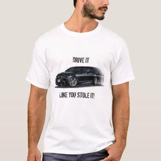 BMW 535 M sport Tee Shirts
