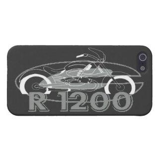 BMW R1200C Montauk iphone case med c-logotypen iPhone 5 Fodraler