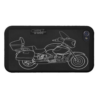 BMW R1200CL iphone case iPhone 4 Skydd