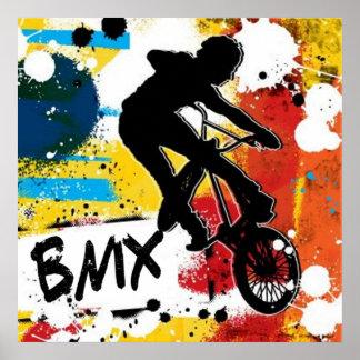 BMX-affisch Poster