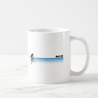 BMX - Hur jag rullar Kaffemugg