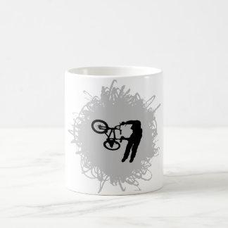 BMX klottrar stil Kaffemugg
