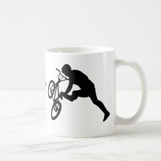 BMX-trick Kaffemugg