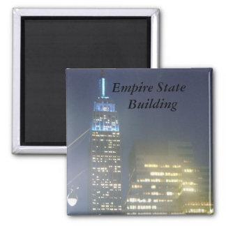Bo bilden av empire state som bygger magneten magnet