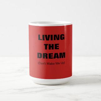 Bo drömmen - (inte vakna upp mig) - mugg