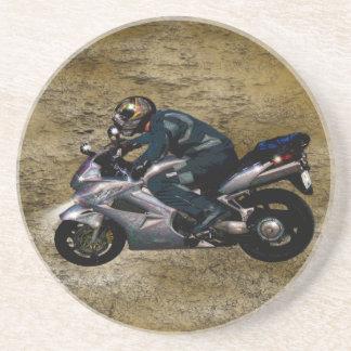 Bo för att rida Motorbiker Underlägg
