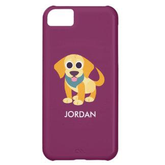 Bo hunden iPhone 5C fodral