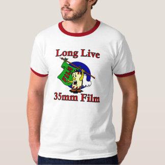 Bo Long 35mm filmar Tshirts