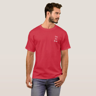 Bo Long skägg Tee Shirt