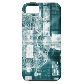 Bo strömma nöjd underhållning med åhörare iPhone 5 cases