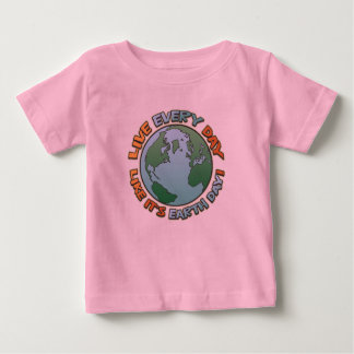 Bo varje dagjorddag tee shirts
