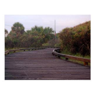 Boardwalk i Myrtle Beach Vykort