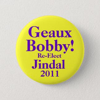 Bobby Jindal 2011 Standard Knapp Rund 5.7 Cm
