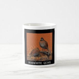 BobwhiteQuail (Georgia, Missouri och Tennessee) Kaffemugg