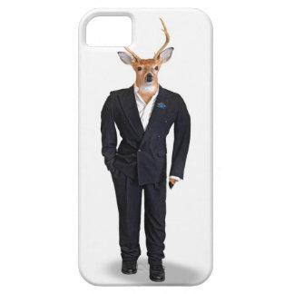 Bock i en tux iPhone 5 skal