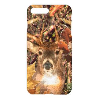 Bock i hjort för Camo vitsvan iPhone 7 Plus Skal