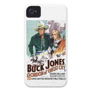 Bock Jones - Gordon av spökestaden Case-Mate iPhone 4 Skal